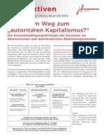Perspektiven 9 2012 Wirtschaftspolitik Der EWU