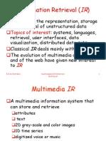 Multimedia IR - Ppts 50