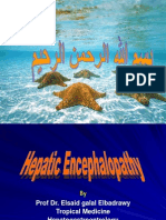 hepatic Encephalopathy Ppt