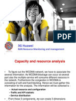 76667295 3G Huawei RAN Resource Monitoring and Management