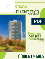 Diagnostico de barrio