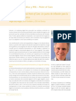 "LA PROMOCION DIGITAL ""POINT  OF CARE"", UN PUNTO DE INFLEXION PARA LA INDUSTRIA FARMACEUTICA Artículo Revista Pharma Market iDoctus"