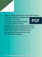 Sony Ericsson w595 - Manual de Instrucciones - c7487e7b31ff599981bd8365463ae4a4
