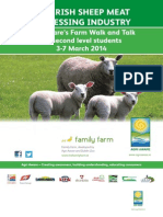 the iirsh sheep meat processing industry