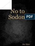 No to Sodom