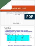 MEKANIKA FLUIDA 1