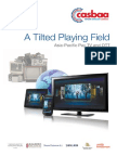 CASBAA_A Tilted Playing Field_Asia Pacific Pay TV & OTT