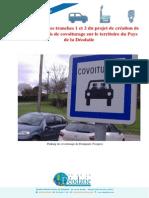 Présentation du projet de création de parkings de covoiturage - Pays de la Déodatie