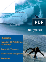 Overview Standard Oracle Hyperion