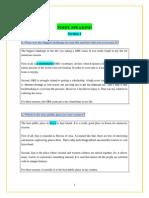 TOEFL Speaking Type 1