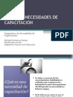 UNIDAD I NECESIDADES DE CAPACITACIÓN