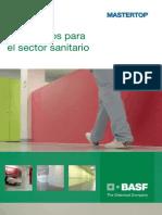 Pavimentos Sector Sanitario