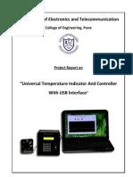 Final Miniproject Report