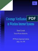 coverage verification