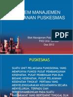 Sistem Manajemen Puskesmas - Ristya