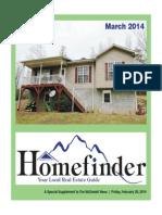 McDowell News Homefinder March 2014