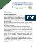 Contrat Commerce Electronique Def.