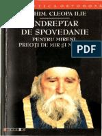 Cleopa Ilie Indreptar de Spovedanie