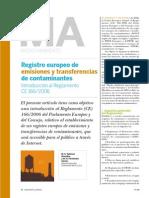 Registro+Europeo+de+Emisiones+y+Transferencia......... Reglamento+PRTR+Europeo+o+E PRTR+Que+Sustituye+Al+EPER