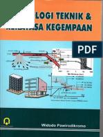 1672_sismologi Teknik & Rekayasa Kegempaan