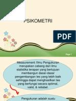 Psikometri
