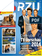 Hörzu 08-2014 (TV-Programm vom 22. - 28. Februar 2014)
