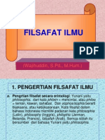 1.PENGANTAR-FILSAFATILMU-WAJIRUDIN