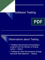 SoftwareTesting.ppt