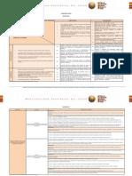 Foda, Estrategias y Lineamientos