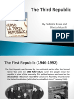 The Third Republic
