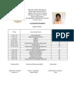 classroom program-4 2013-2014
