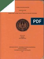 laporan PI di PLTA Wonogiri