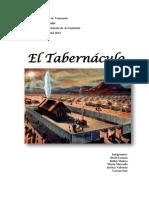 15 03 13 Trabajo Tabernaculo