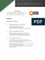 IMC Study Guide
