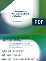 01 Polynomials