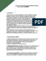 Historia Del Dinero y La Moneda