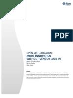 Open Virtualization: