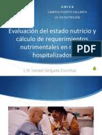 Evaluación del estado nutricio en niños hospitalizados (1)