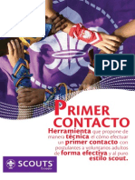 Primer Contact o Scouts