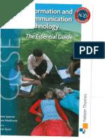 gcse - aqa ict - the essential guide- ocr