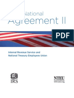 NTEU IRS Collective Bargaining Agreement