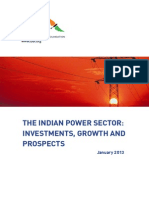 Indian Power Sector_Investments, Growth and Prospects