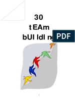 30 Team Building