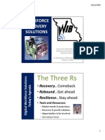 Workforce Recovery Solutions