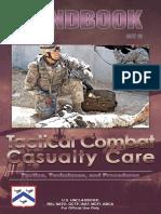 Army Casualty Handbook