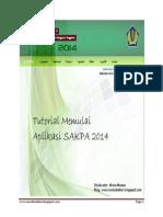 Tutorial Memulai Aplikasi SAKPA 2014