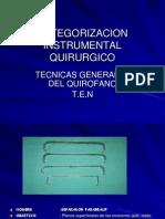 Categorizacion Instrumental Quirurgicofinal