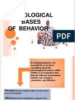 Physiological Behavior