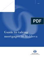 Moldova - Guide to Taking Mortgages in English