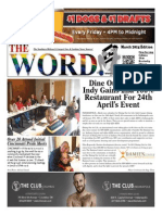The Word March 2014